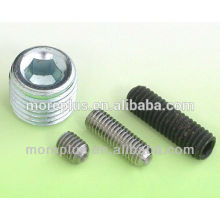 Fabriqué en Taiwan Stainless Steel Copper Standard Screw Socket set screw