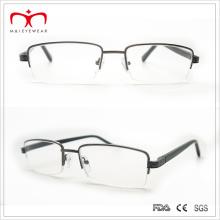 Clássica e quente venda de óculos de leitura de metal (wrm503035)