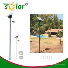 Nouveau produit solaire CE street light 518 série pour extérieur /road rue/chemin d'éclairage (JR-518)