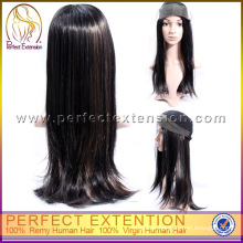 Large Stock Popular In African American 120% Density Long Hair lace Wigs
