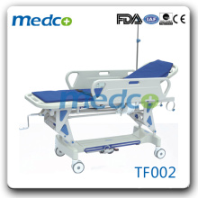Transfert d'hôpital ambulance chaise d'échappement de premiers soins TF002
