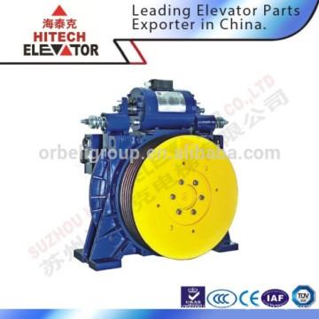 Máquina sin engranajes de la tracción del elevador / tipo caliente de la venta / con buen precio / MCG150
