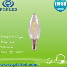 C35 1W 2W 3W 4W LED Filament Candle Lighting