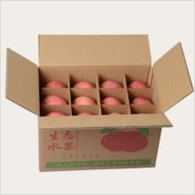 fruit packing fiberboard box
