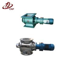 Válvula neumática de descarga rotativa neumática para polvo