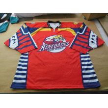 China Manufacturer College Ice Hockey Jerseys