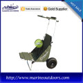 Aluminum beach cart, Good quality dolly trailer, Marine fishing cart