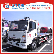 SINOTRUK HOWO 4X2 3ton lift weight tow truck winch for sale