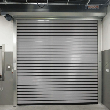 Custom Made Aluminum Alloy Roller Shutter Door