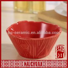 Keramik Bakeware Pet Bowl Blumentopf Geschirr-Mini Runde Tasse