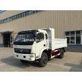 Camion à benne basculante Drive Dayun marque 4X2 pour 6-20 mètres cubes