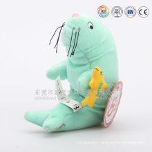 YuanKang factory custom cartoon adult mascot dolphin toy