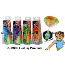 Flashing Parachute Toy