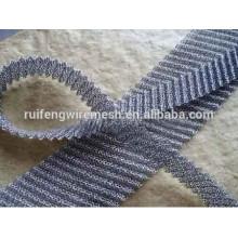 Трикотажная сетчатая ткань