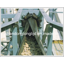 Bandas transportadoras de China buena calidad tubo