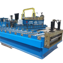 Glazed Tile Machine For Wall And Roof
