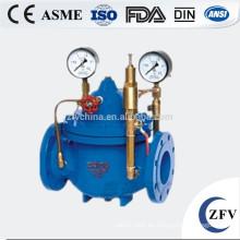 400 x válvula de control de flujo hidráulico