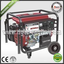 Бензиновый генератор 5kw SH7000DXE5.0KW