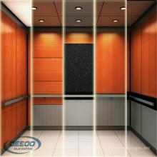 Ascenseur médical d'intérieur de passager de l'ascenseur 1600kg d'hôpital