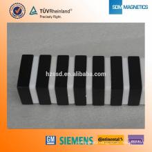 Waterproof N35 Neodymium epoxy magnet for Industry