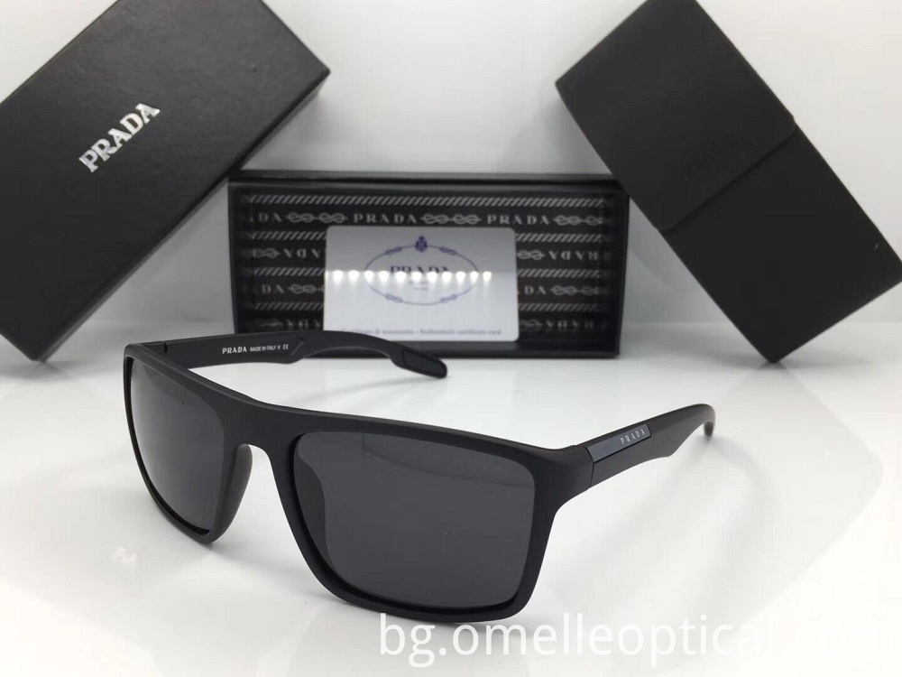 Metal Decoration Sunglasses