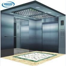 Стали Нержавеющей Закрытый Пассажирский Лифт Больничный Лифт