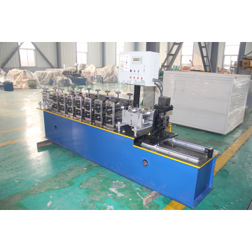 Angle Bar Forming Machine