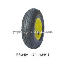 rubber wheel4.00-6
