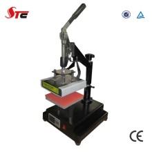 Manual Sublimation Logo Heat Press Machine (STC-TB01)