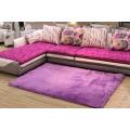 Top Quality Pink Silk Carpet