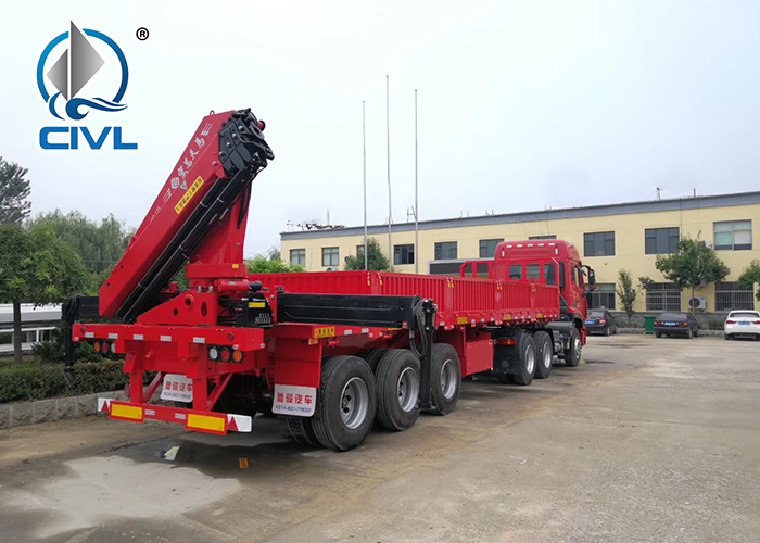 Side Lifter Container Reach Stacker 2