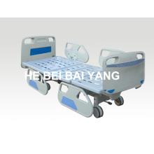 Cama de hospital elétrica durável de cinco funções com ISO9001, ISO13485, CE (A-1)