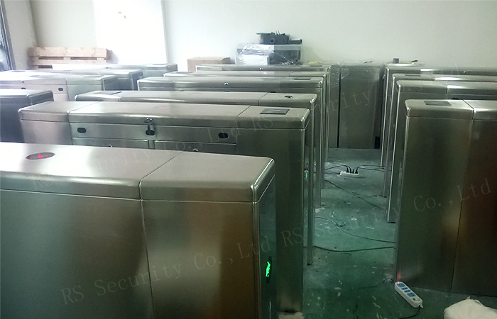 Access Control System Flap Barrier Turnstile