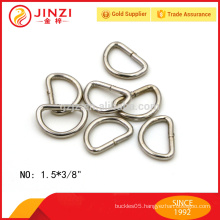 iron material D ring with a lot iron ring function