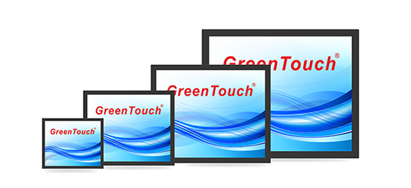 Projected Capacitive Touch Screen Monitor