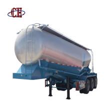 Bulk Cement Tank Trailer verwendet, um gut zu zementieren