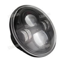 12V/24V 7inch Round 70W LED Truck Headlamp