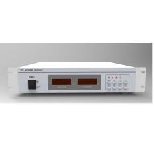 Fuente de alimentación de CC variable de rack de alta precisión de 3KW