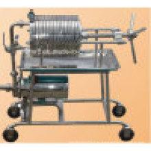 Нержавеющая сталь качества еды плиты пресс-машина фильтрации масла (BAS100)
