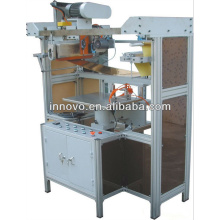 Book edge gilding machine