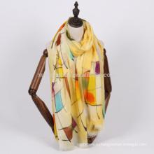 высокое качество 20 кашемир 80 вискоза шарф