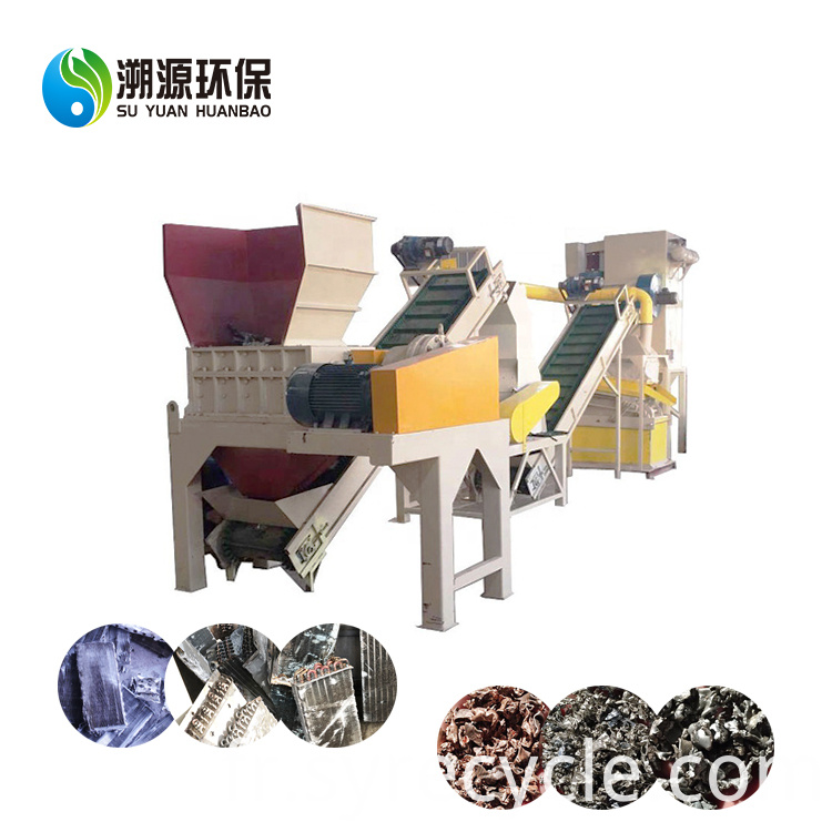 copper aluminum recycling