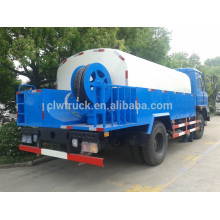 2015 Low price Dongfeng high pressure washer 10000L high pressure sewer cleaning truck