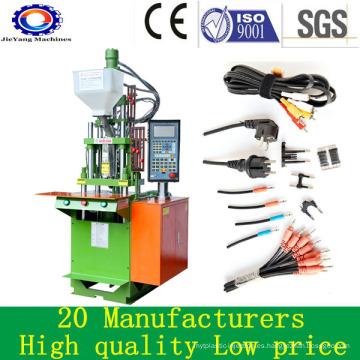 Máquina de moldeo por inyección de plástico para conectores