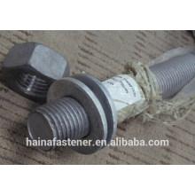 Prix d'usine ASTM A193 B7 fil fileté filetage interne M42 -M50