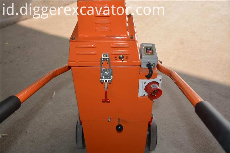 concrete Floor Grinding And Polishing Machine With Vacuum