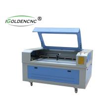 Muestra de la tela del proveedor de China que hace la máquina para la cortadora del laser y la máquina de grabado