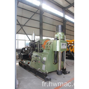 Machine 3000M pour puits profonds