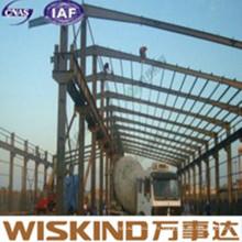 Estructura de acero del proveedor de China para la fabricación de acero estructural de la construcción