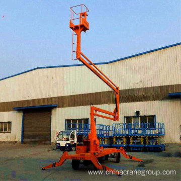 Truck/Van Mounted Articulated Lift